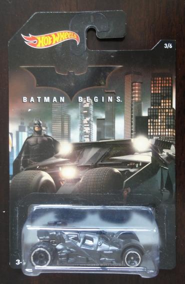 299c72713742b Hot Wheels Batmobile Batman Begins en Mercado Libre México