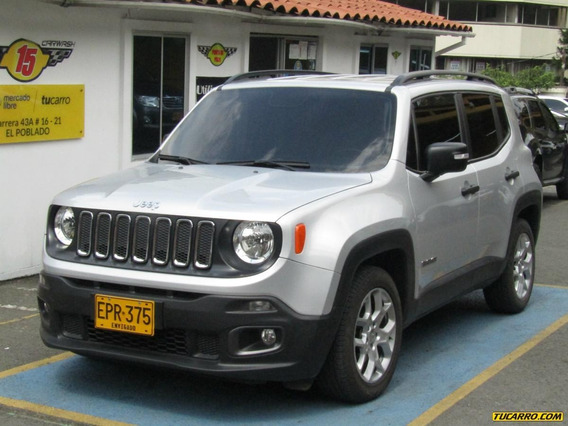 Jeep Renegade Sport At 1800 Cc
