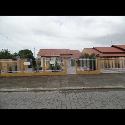 Casa À Venda No Centro De Tijucas - Imb409 - Imb409