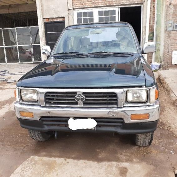 Toyota Hilux 1999 2.8 S/cab 4x4 D Sr5