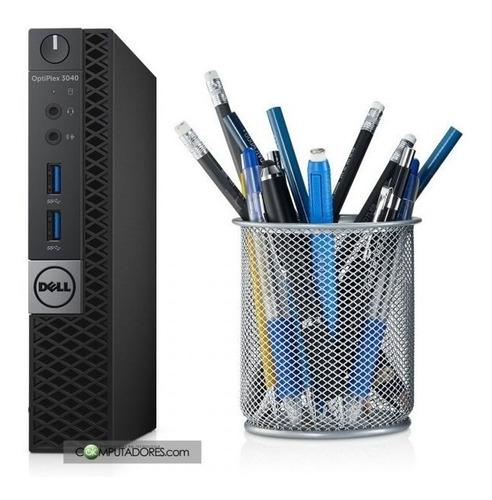 Imagem 1 de 6 de Cpu Dell Optiplex 3050 Mini Core I3 8gb 240gb Ssd Wifi Novo