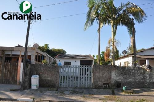 1 Dormitório (independente) Disponível Para Locação - Bairro Acaraú - Cananéia/sp - Ca00093 - 69189808