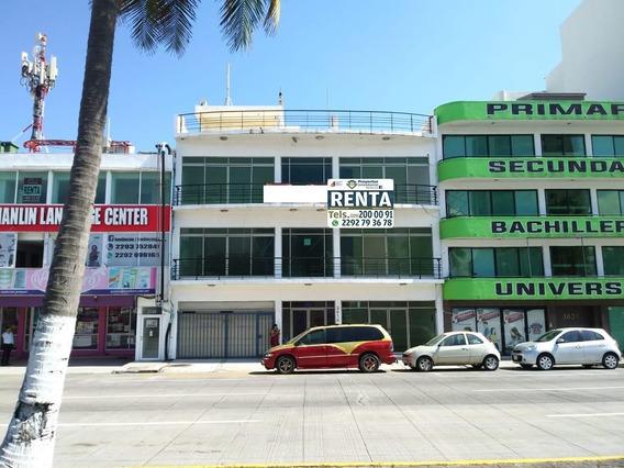 Edificio En Renta Ruiz Cortines Boca Del Rio, Ver