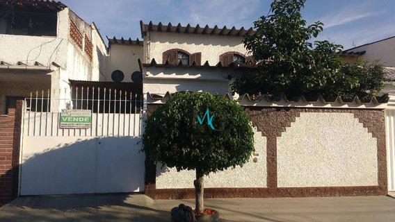 Casa 4 Quartos Em Campo Grande, Bairro Adriana, Rio De Janeiro - Ca0164