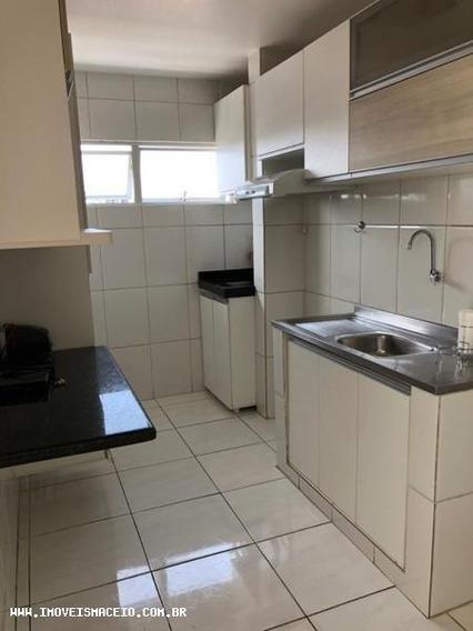 Apartamento Para Venda Em Maceió, Jatiúca, 3 Dormitórios, 1 Suíte, 2 Banheiros, 1 Vaga - 021911