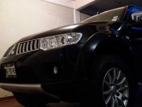 Mitsubishi Montero Limited Piel Qc 7 Pasajeros 4x4 Todo Terr