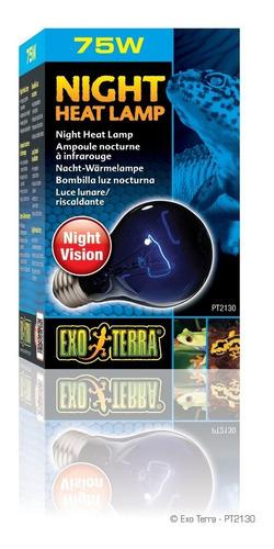 Exoterra Bombillo Noche 75watt Pa - Unidad a $39000