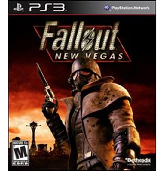 Fallout New Vegas | Ps3 / Playstation 3 M. Fisica