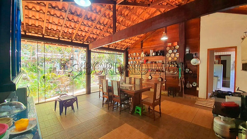 Park Way - Bordalo Vende Com Exclusividade - Casa Com 400m², 6 Quartos, 4 Suítes!  Aceita Financiamento. - Villa125541