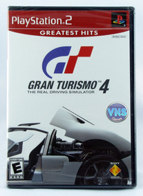 Gran Turismo 4 - Ps2 - Original - Americano - Lacrado