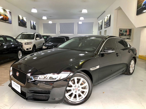 Jaguar Xe 2.0 Si4 16v Turbo Gasolina Pure 4p