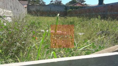 Imagem 1 de 1 de Terreno À Venda, 250 M² Por R$ 110.000,00 - Suarão - Itanhaém/sp - Te0277