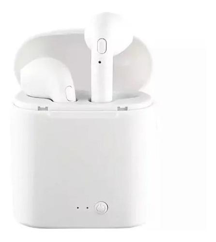 Imagem 1 de 9 de Fone De Ouvido Bluetooth Vinik Tws Branco Perfeito Ideal