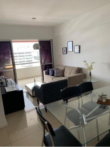 Imagem 1 de 20 de Apartamento 3 Quartos Sendo 1 Suíte 96m2 A Venda No Stiep - Tpa597 - 69877613