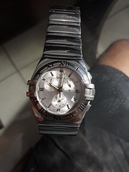 Relógio Omega Constellation Cronógrafo