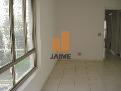 Apartamento Para Locação No Bairro Paraíso Em São Paulo - Cod: Ja11992 - Ja11992