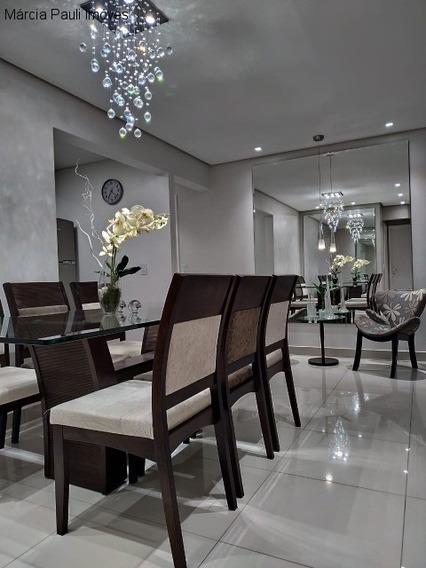 Apartamento No Condomínio Premiatto - Jardim São Bento - Jundiaí. - Ap04123 - 34502870