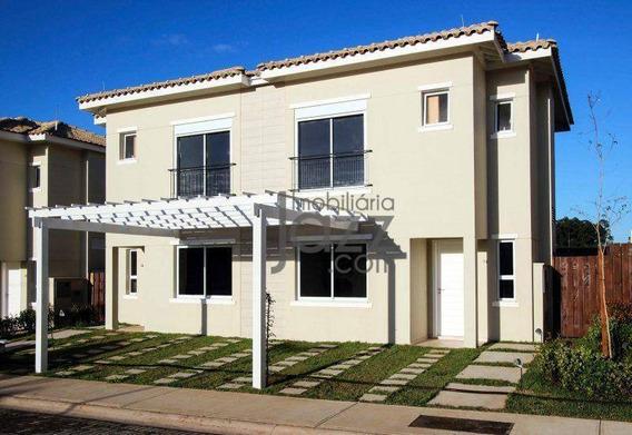 Casa Com 3 Dormitórios À Venda, 84 M² Por R$ 560.000 - Betel - Paulínia/sp - Ca5994
