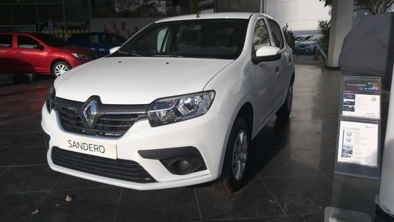 Renault Sandero Life Más Modelo 2020