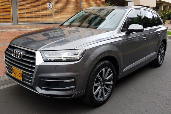 Audi Q7 Progressive Quattro Diesel 2017 4.000 Km