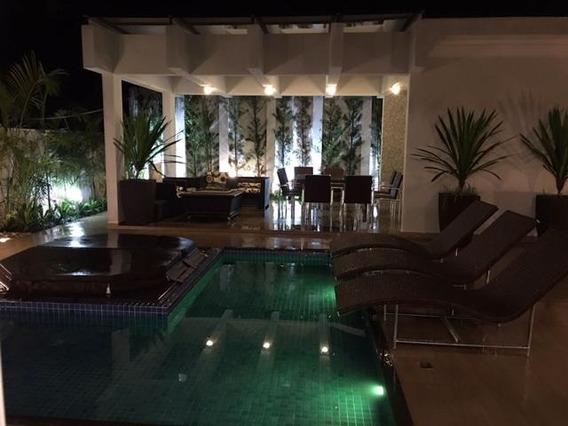 Casa Em Condomínio Alto Padrão Granja Vianna Sistema De Som E Iluminação Impecável - Ca3336