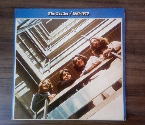 The Beatles Disco De Vinil Grandes Sucessos 1967/1970