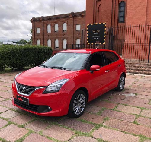 Suzuki Baleno 1.4 Glx 5p 2017 (( Gl Motors )) Financiación !