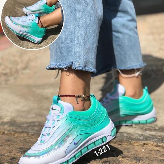 Zapatos Deportivos Damas Nike Airmax 97