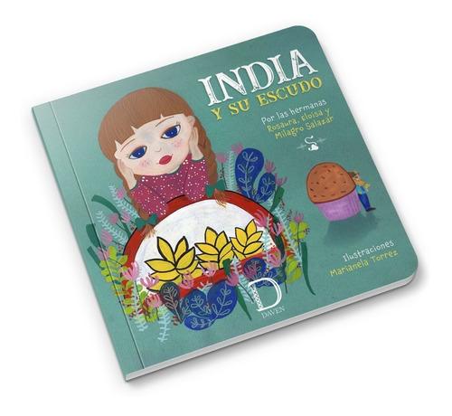 Imagen 1 de 1 de India Y Su Escudo De Rosaura, Eloisa Y Milagro Salazar