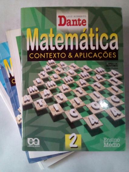 Matematica Contexto E Aplicacoes 2 E 3