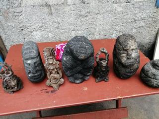 Estatuas Antiguas Mayas