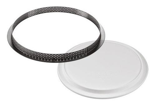 Molde Silikomart Kit Tarte Ring Round - 250mm