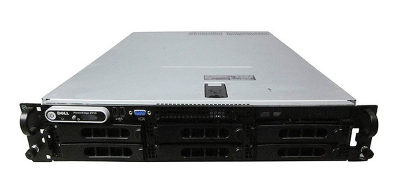 Servidor Dell Poweredge 2950 +32gb+2xquad+500gb + Trilhos