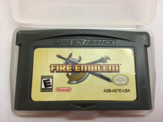 Fire Emblem Game Boy Advance Gba Nds