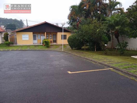 Casa Com 3 Dormitórios Para Alugar, 110 M² Por R$ 2.200,00/mês - Chácaras Silvania - Valinhos/sp - Ca0682