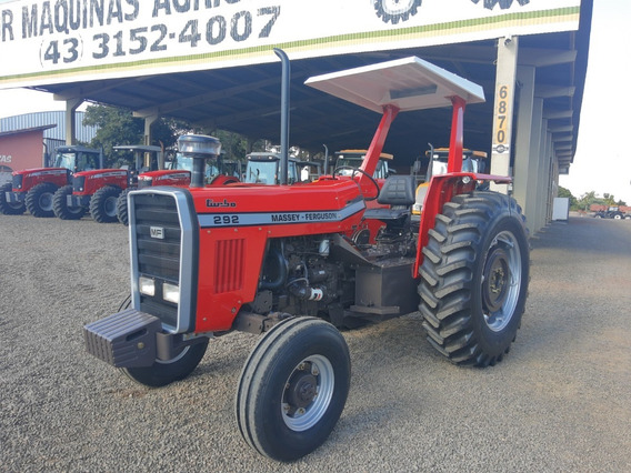 Trator Massey Ferguson Mf 292.