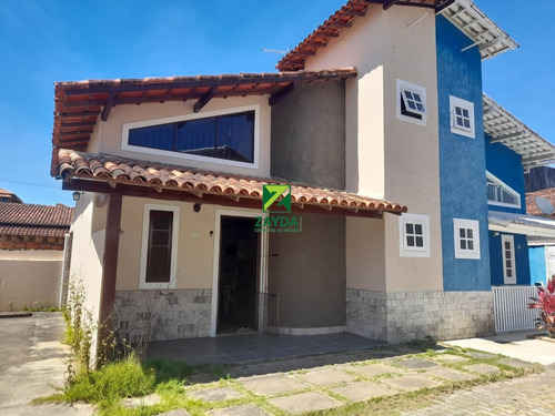 Casa De Praia Com 01 Suíte, Em Barra De São João