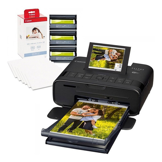 Impressora Canon Selphy Cp1300 Wifi Portátil + 108 Papéis