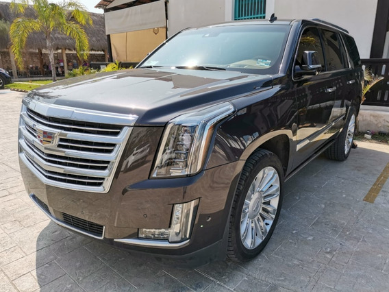 Cadillac Escalade Platinum Suv / At