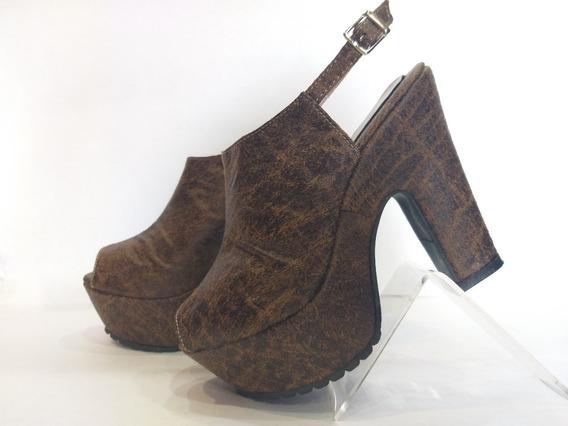 Sandalias O Calzado Para Damas Strupher ´s