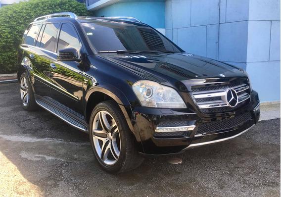 Mercedes-benz Clase Gl 350 Cdi Amg