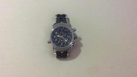 Relógio Oakley Gauge Saphira E Titanium
