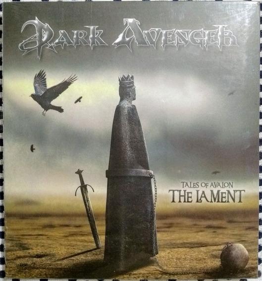 Cd Dark Avenger Tales Of Avalon: The Lament Digipack Raro