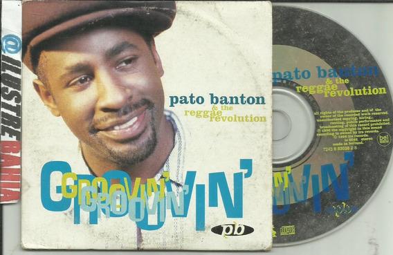 Cd Pato Banton Single Groovin