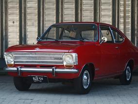 Opel Olympia Placa Preta Impecável