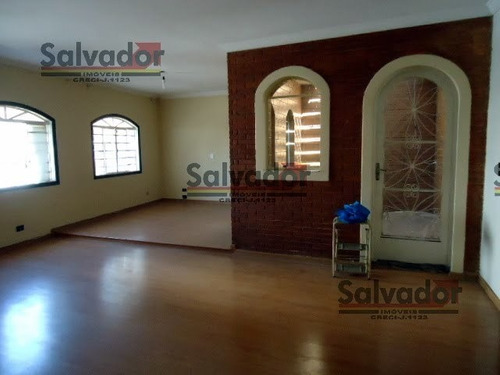 Casa Térrea Em Parque Bristol  -  São Paulo - 5173