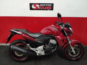 Honda Cb 300 R Cb300r Cb 300r 2013 Vermelha Vermelho