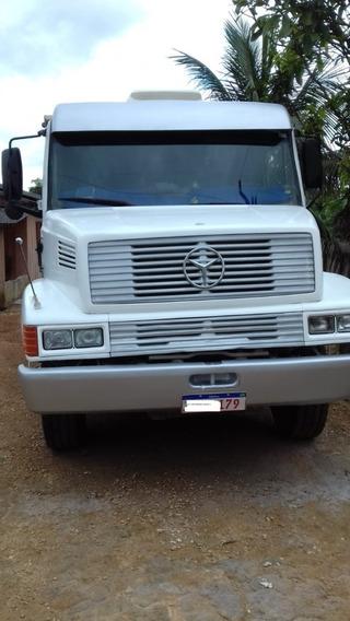 Mb Ls 1630 Truck 96/97 Caçamba Vendo Troco