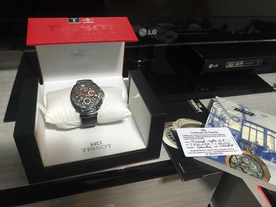 Relógio Tissot T-race Moto Gp 2006 C/ Certificado E Garantia