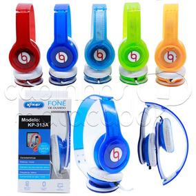 Fone De Ouvido Style Beats Headfone Várias Cores Promoção
